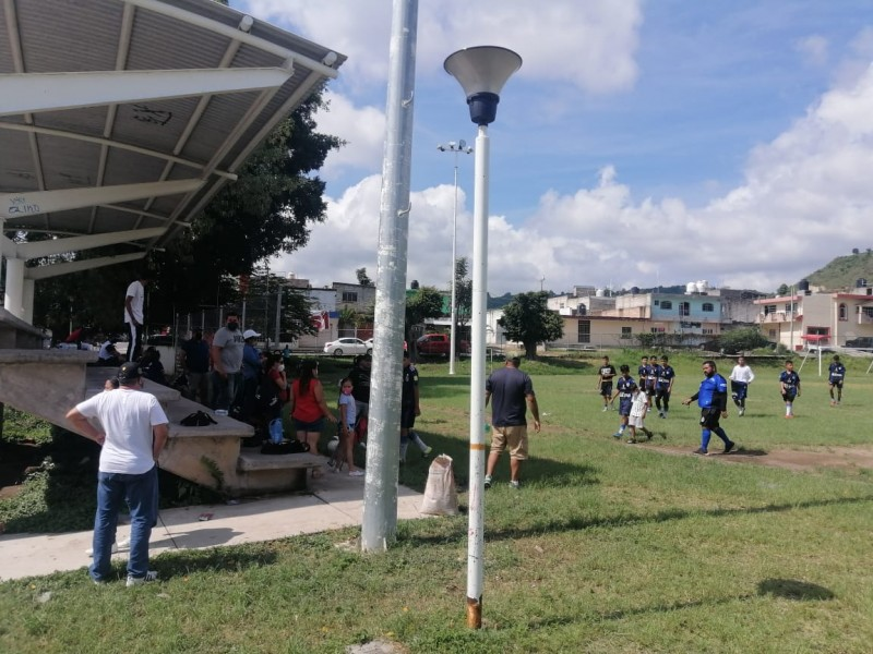 Disuelve SSPC actividades deportivas en Tepic
