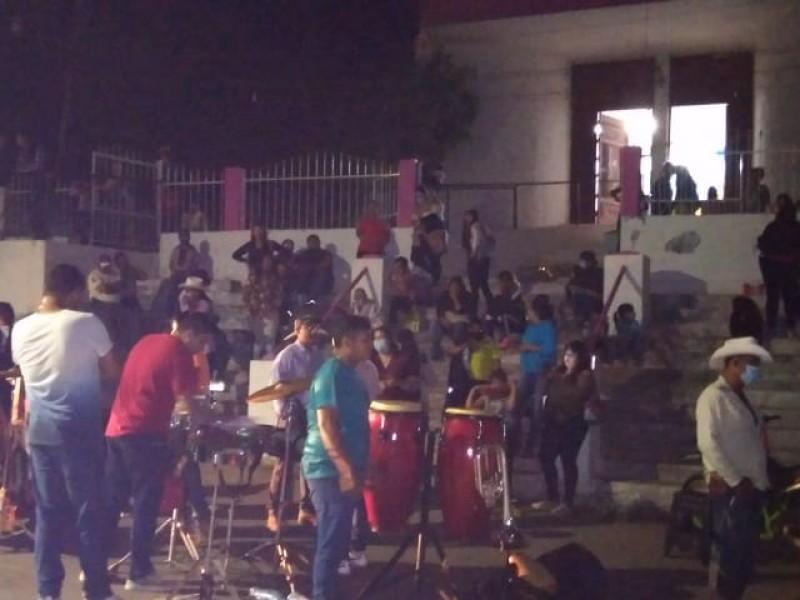 Disuelve SSyPC fiesta en San Blas con 150 personas reunidas