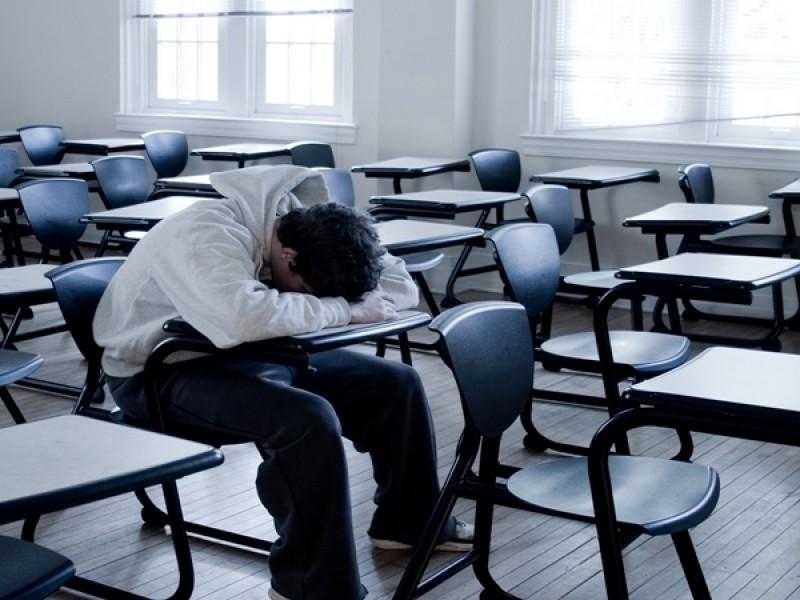 Diversos motivos causan la deserción escolar