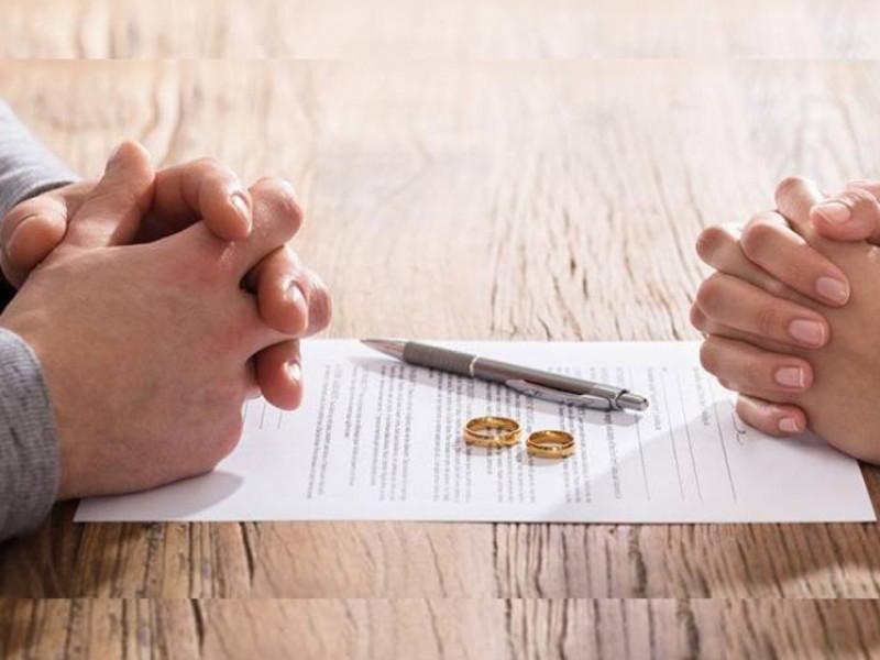 Divorcios se incrementaron un 70% por confinamiento