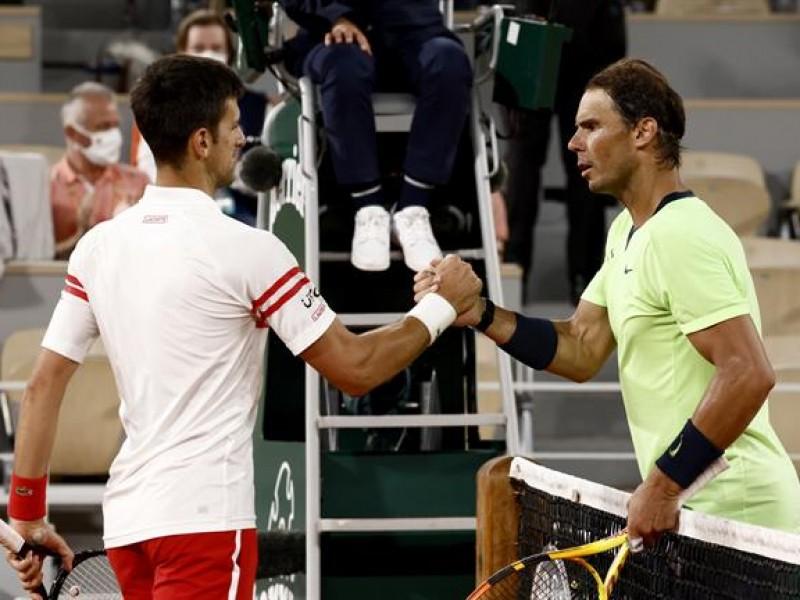 Djokovic elimina a Nadal en semifinales de Roland Garros