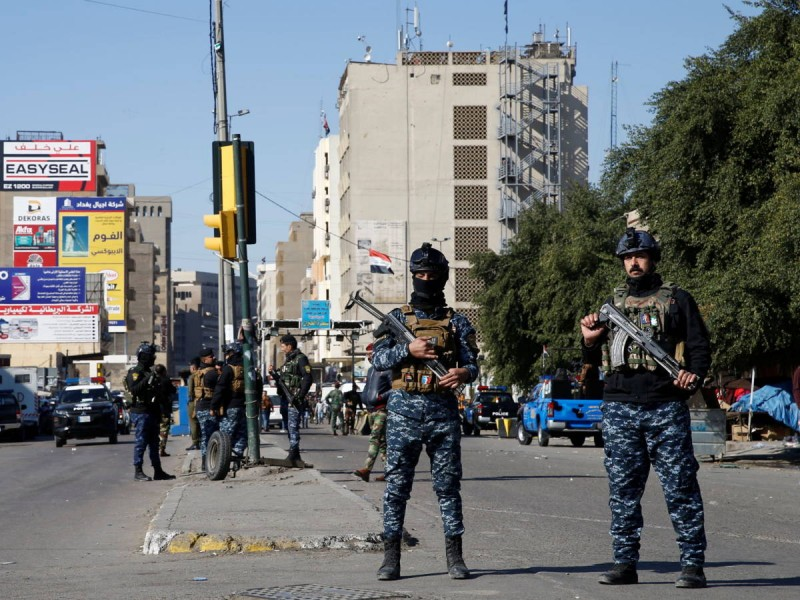 Doble ataque suicida en Bagdad deja al menos 32 muertos