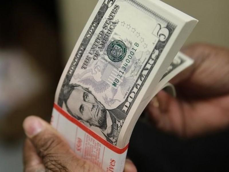 Dólar a la venta en $19.22 pesos