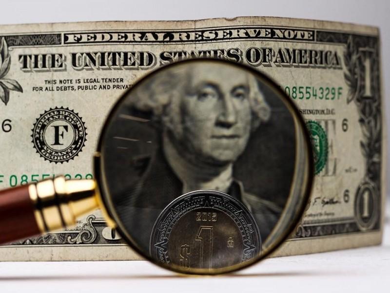 Dólar recupera terreno, se vende en 19 pesos