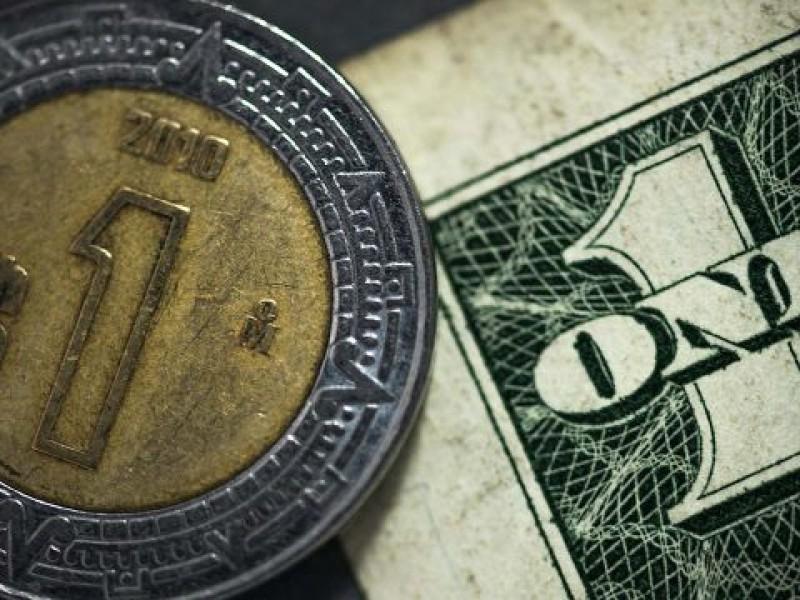 Dólar se ofrece hasta en 19.32 pesos