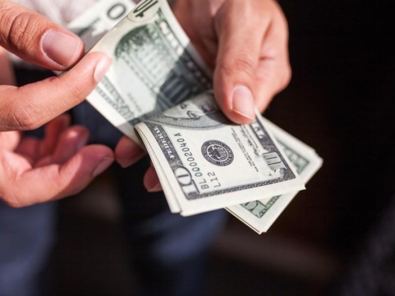 Dólar se vende hasta en 20.25 pesos