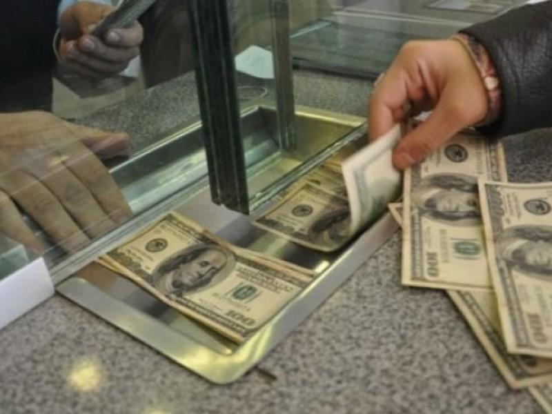 Dólar se vende en $19.19 pesos