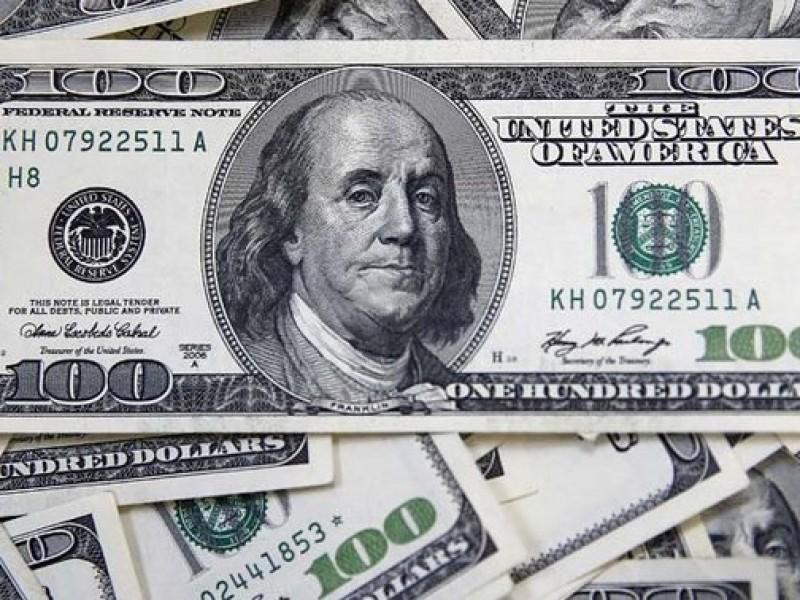 Dólar se vende en 19.24 pesos