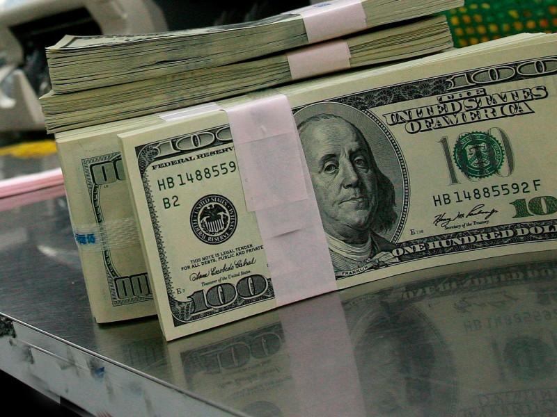 Dólar se vende en 19.44 pesos