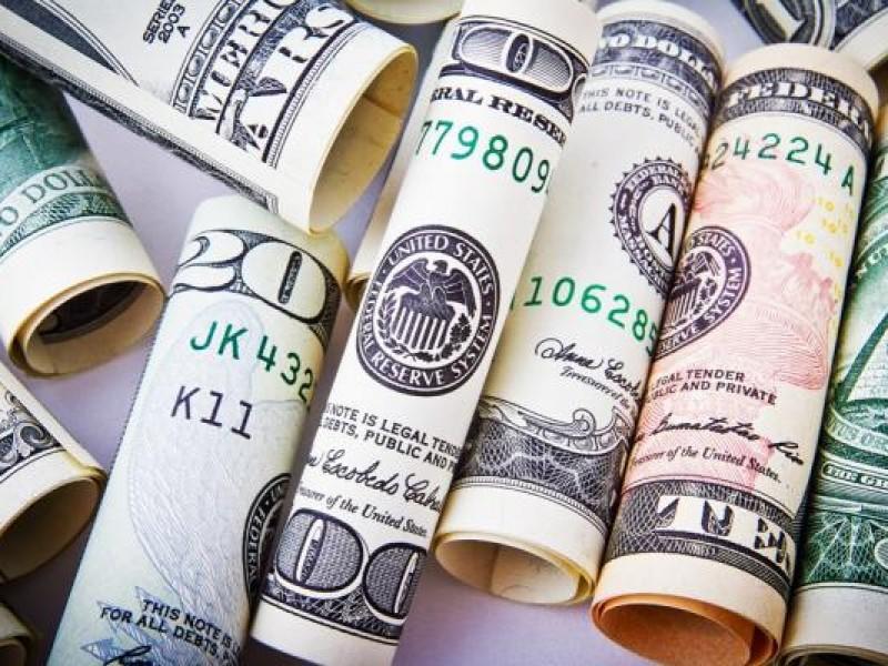 Dólar se vende en 20.30 pesos en bancos