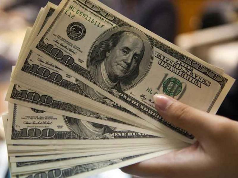 Dólar se vende en 20.52 pesos en AICM