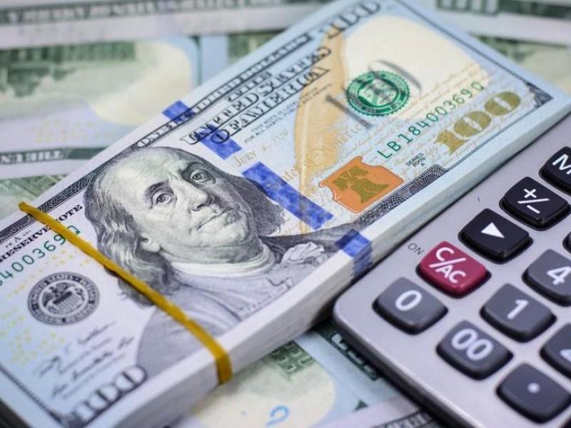 Dólar se vende en $20.79 pesos