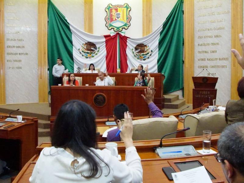 Domingo, arranca tercer año de actividades legislativas