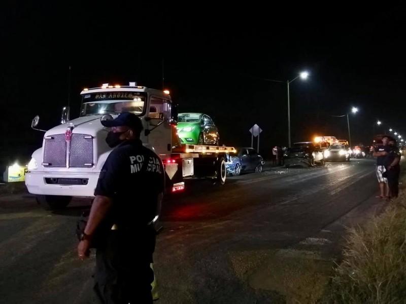 Domingo de accidentes viales y fallecidos en el Istmo
