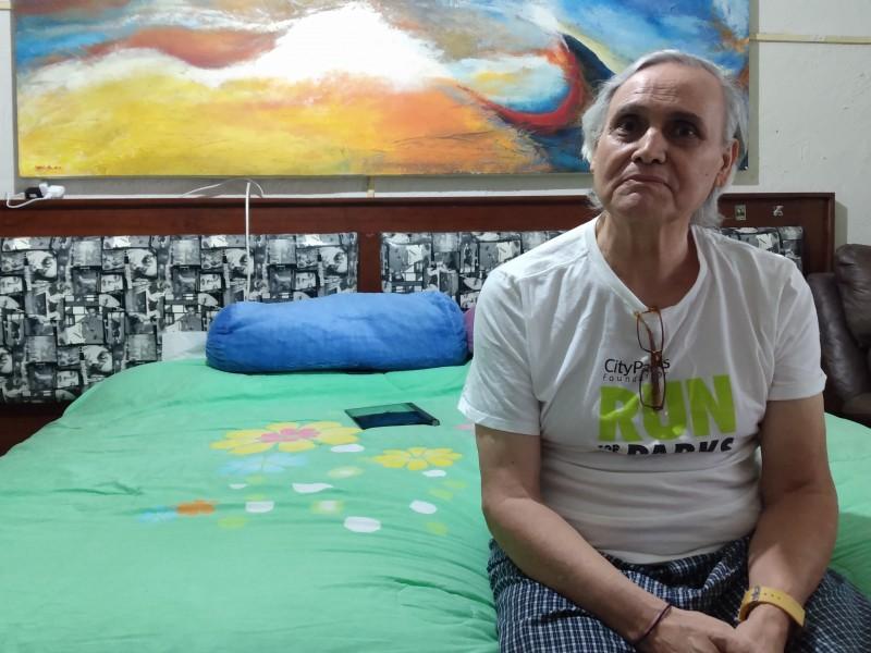 Don Lupe podría vencer al cáncer de pulmón