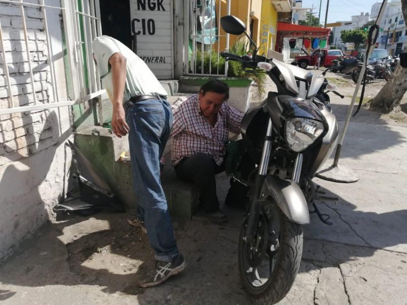 Don Rubén Vera un ejemplo de superación