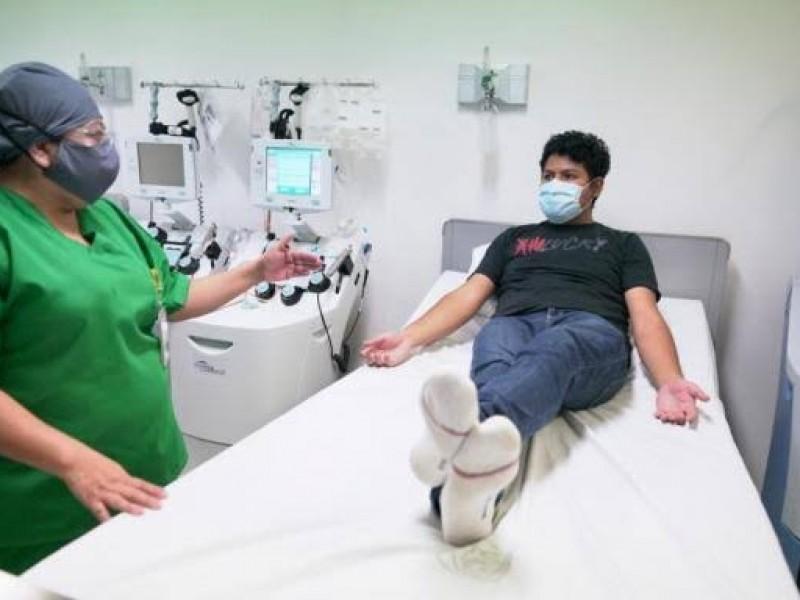 Donadores de plasma deben cubrir requisitos especificos