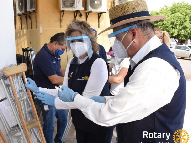 Donan 400 mil dólares de suministros médicos en Sonora