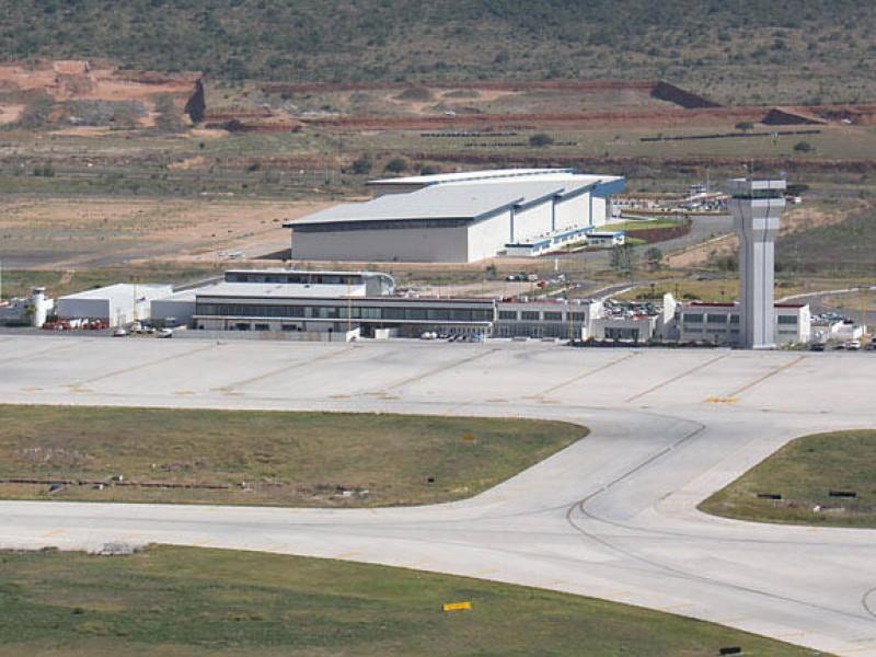 Donarán 15 hectáreas para Fuerza Aérea