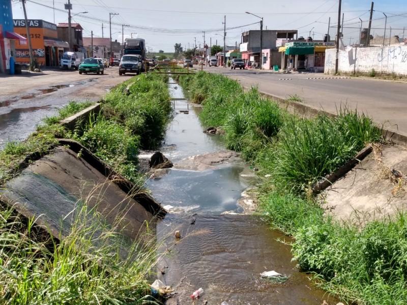 DOP prioriza reportes de azolve en zonas susceptibles a inundación