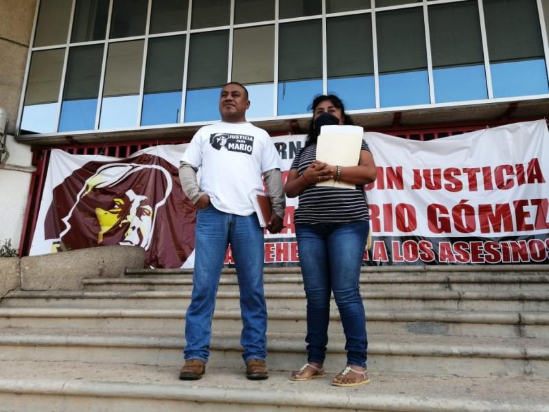 Dos años de impunidad en homicidio de Mario Gómez