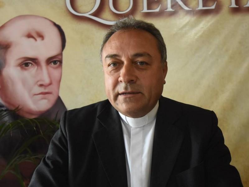 Dos casos de COVID-19 en sacerdotes confirmó la Diócesis