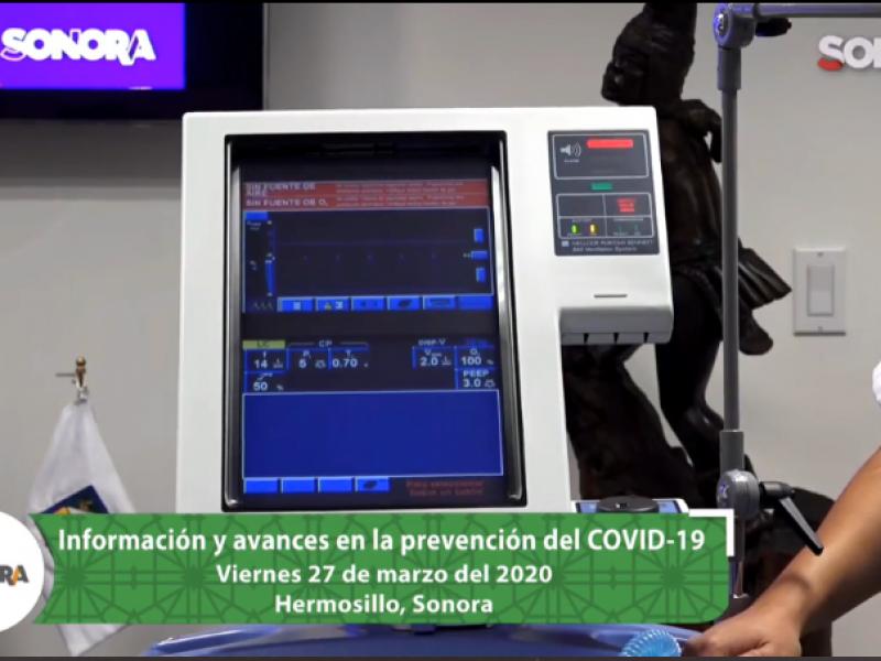 Dos casos nuevos de COVID suman 10 en Sonora