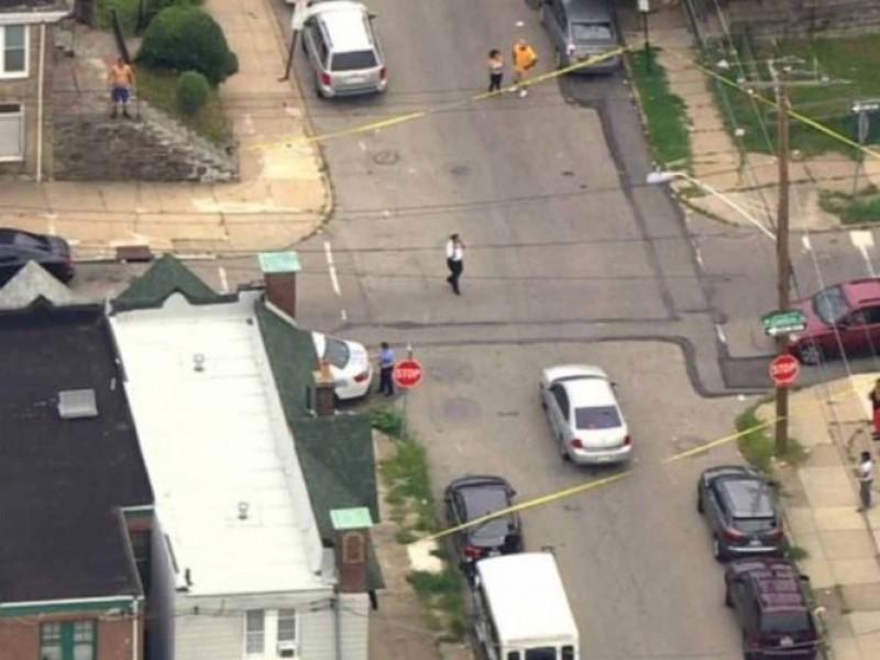 Dos días, dos tiroteos en Filadelfia, EE.UU