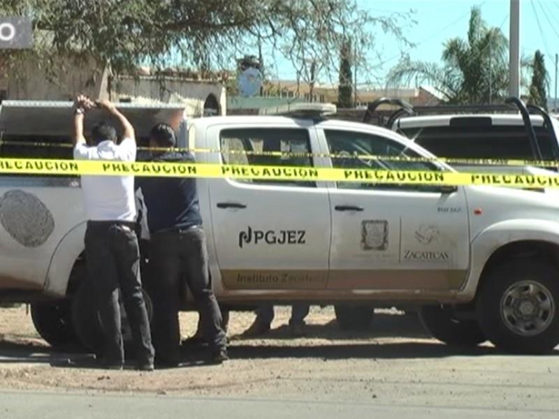 Dos ejecutados con narcomensaje en Juan Aldama