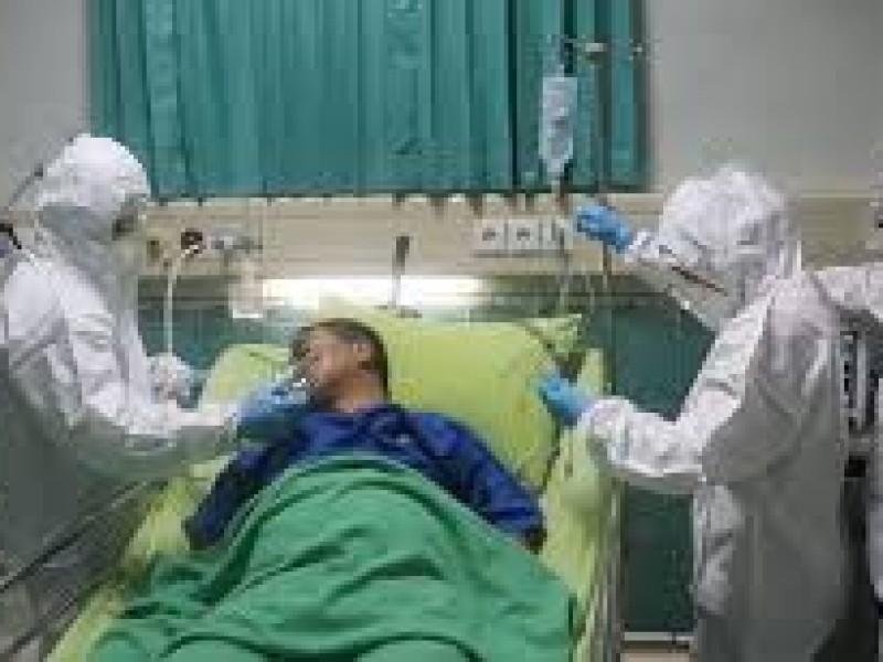 Dos instituciones hospitalarias atienen al 70% de contagiados COVID