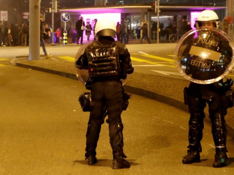 Dos lesionados tras tiroteo en la ciudad suiza de Biel