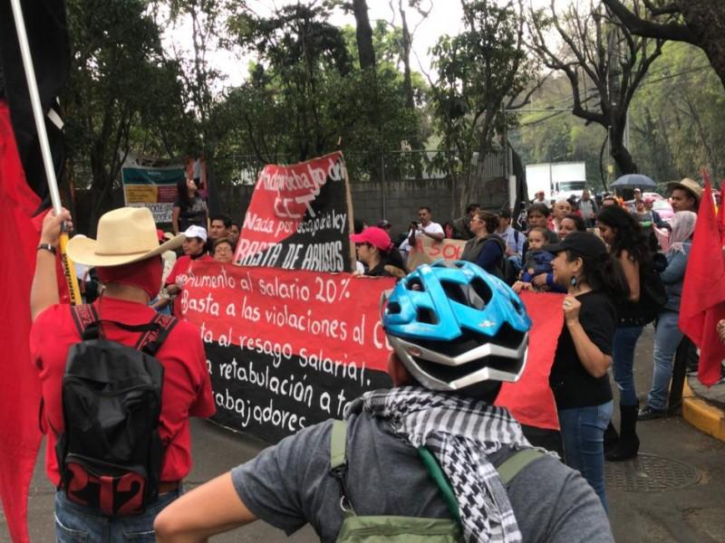 Dos meses de la huelga en la UAM