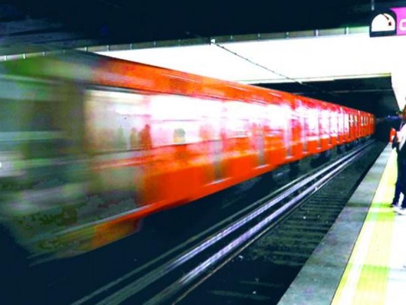 Dos mil personas por delitos en el Metro