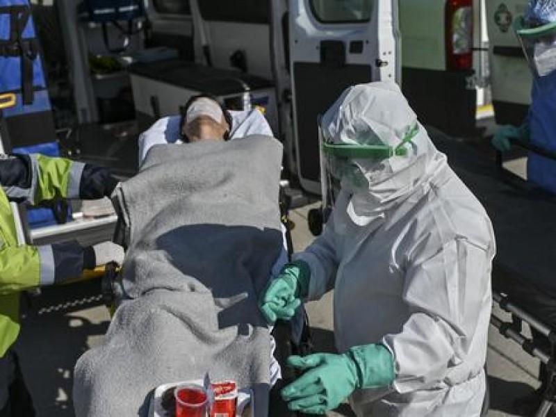 Dos mil 743 nuevos casos de Covid-19 en México