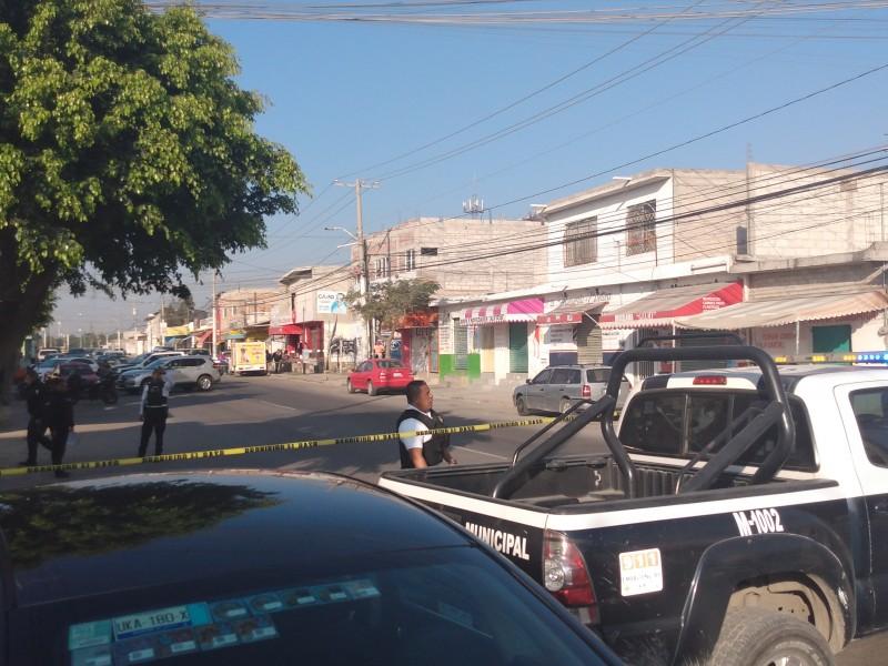 Dos muertos por arma de fuego en San Pedro