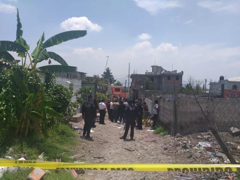 Dos muertos tras explosión de pirotecnia en Tultepec