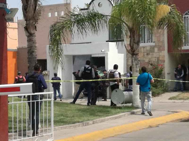 Dos muertos y tres detenido por balacera