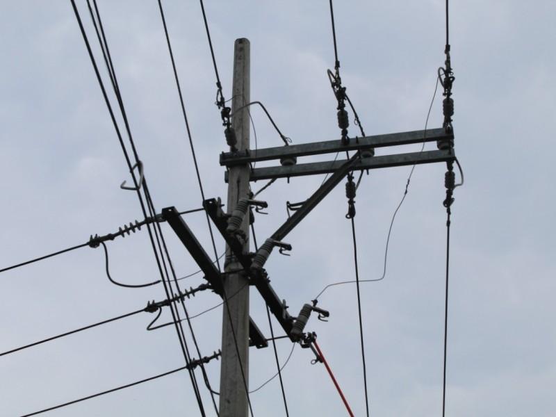 Dos pozos más se quedan sin energía eléctrica
