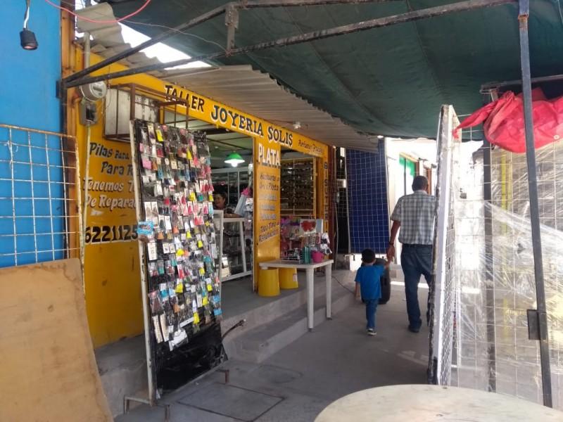 Dos robos por semana a comercios en Empalme