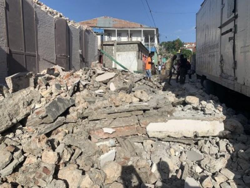 Dramática la situación en Haití; llaman a la solidaridad