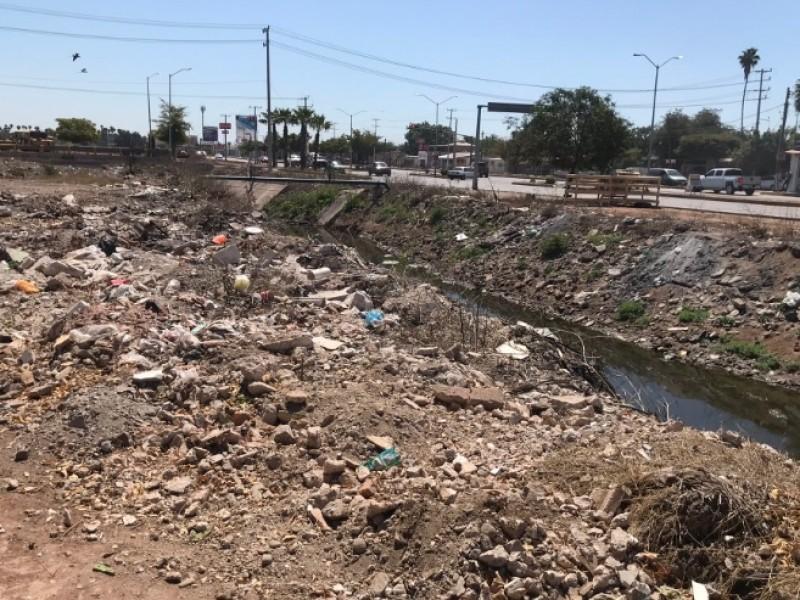 📹📸Dren Juárez, basurero clandestino