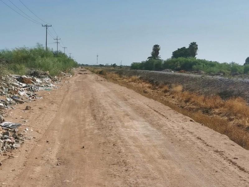 Dren Juárez, basurón clandestino que rebaza a autoridades municipales