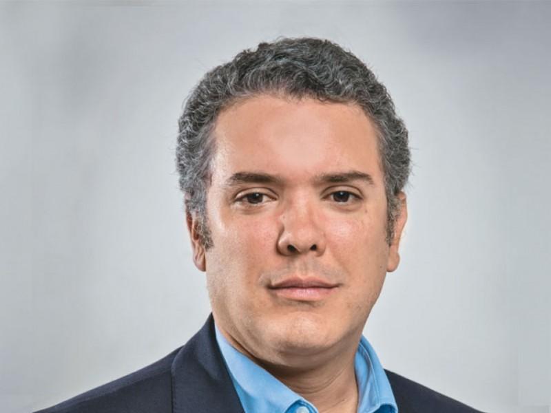 Duque, el presidente colombiano más joven