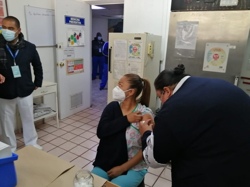 Durango no ha reportado reacciones adversas por vacuna Covid