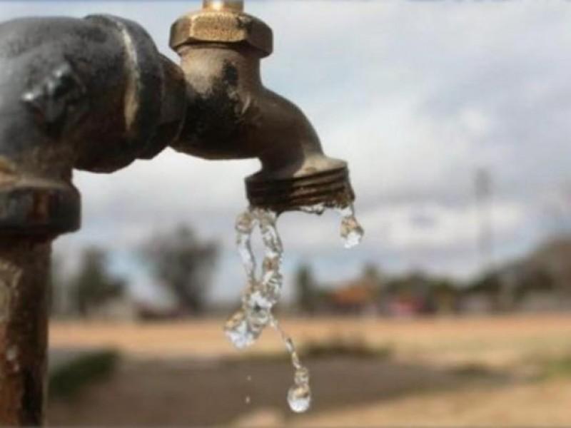 Durante 12 horas estará sin agua el Oriente de Hermosillo