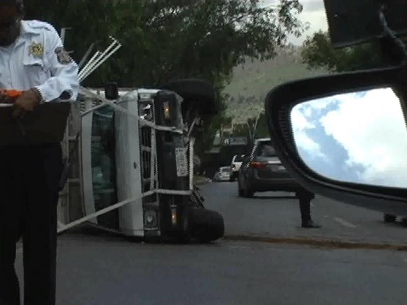Durante 2020 se registraron 494 accidentes en zona conurbada
