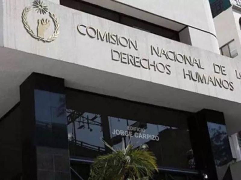 Durante contingencia, CNDH garantiza atención a víctimas