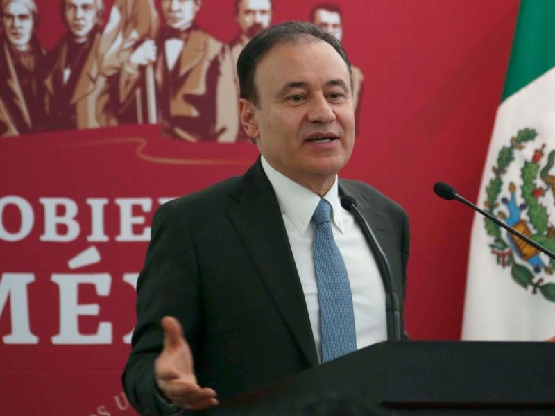 Durazo, candidato de Morena para la gubernatura de Sonora