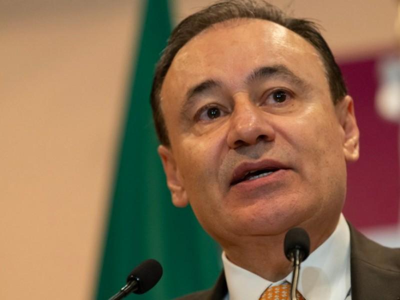 Durazo quiere buscar gubernatura de Sonora para 2021