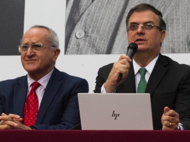 Ebrard, Seade y López Obrador fueron chamaqueados